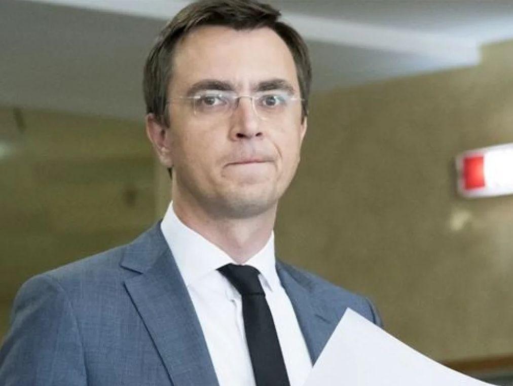 Суд арестовал имущество министра Омеляна (ВИДЕО)