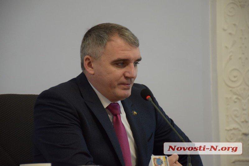 Николаевский суд признал незаконным бездействие мэра Сенкевича