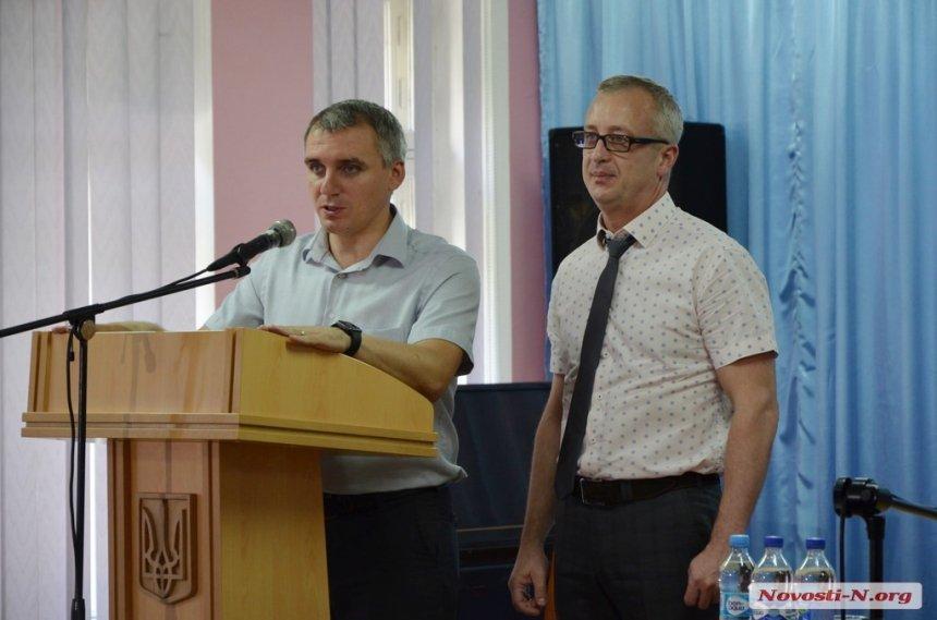 Сенкевича предупредили о предстоящих обысках по «маргариновому делу»?