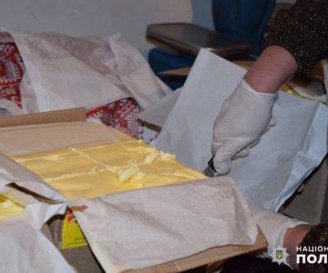 На экспертизу в лабораторию Николаевский КООП отправлял масло из меченых коробок