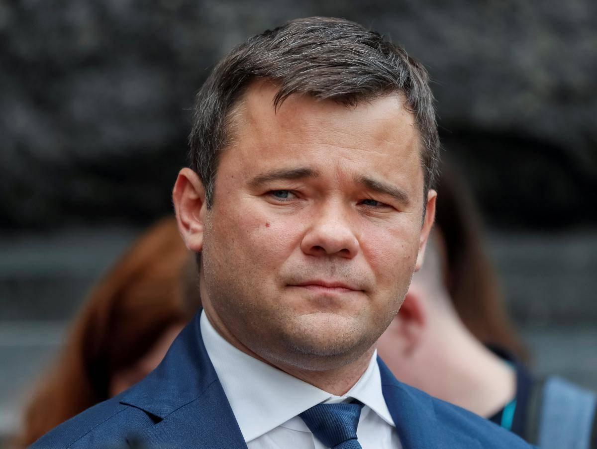 Глава АП Богдан причастен к аферам на сотни миллионов