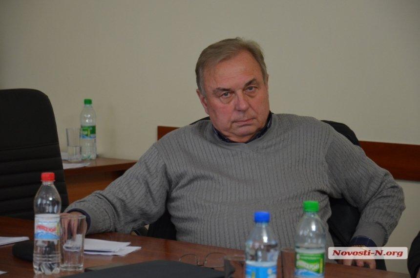 Глава депутатской комиссии о дорожных службах Николаевщины