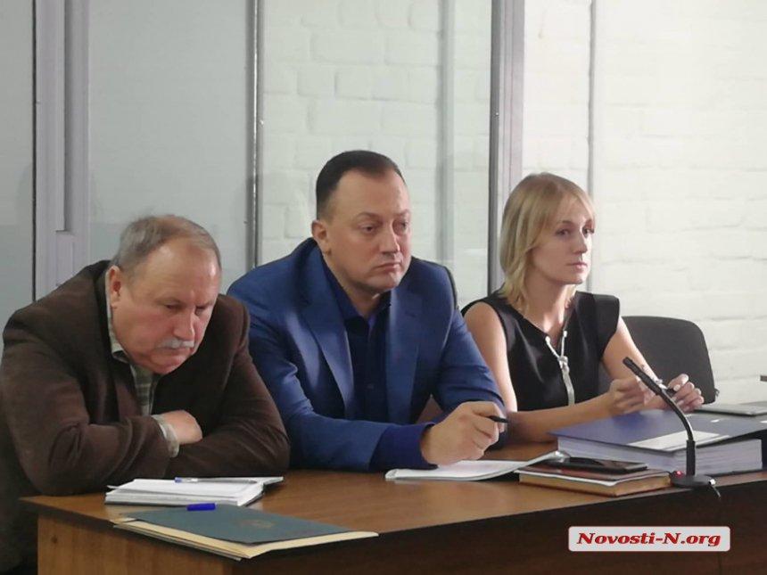 Романчук, обвиняемый во взяточничестве,