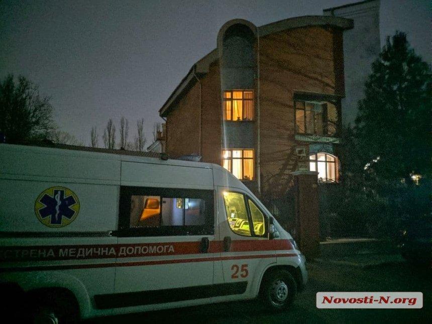 Ночью в Николаеве бандиты ворвались в дом банкира и пытали хозяев