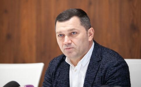 На миллионной взятке поймали заместителя Кличко, в КГГА обыски