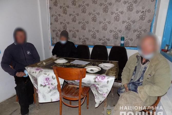 Под Херсоном бездомных держали в трудовом рабстве