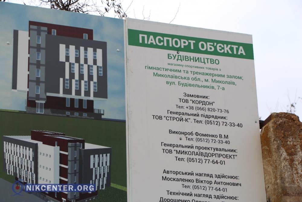 В Николаеве прокуратура требует вернуть участок сквера, который Николаевский горсовет отдал под застройку