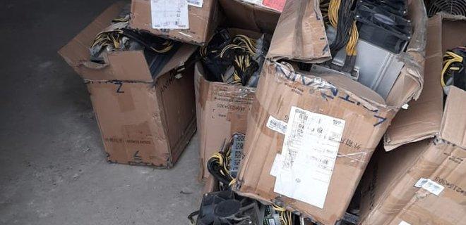 В Николаеве полицейские майнили криптовалюту на конфискованном оборудовании