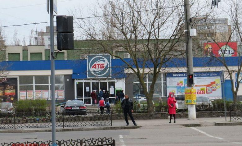 Школьница из Корабельного со своей мамой обворовали супермаркет