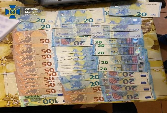 СБУ задержали преступников с десятками миллионов фальшивых денег