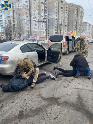 В Николаеве против бандитов бросили элитный спецназ СБУ