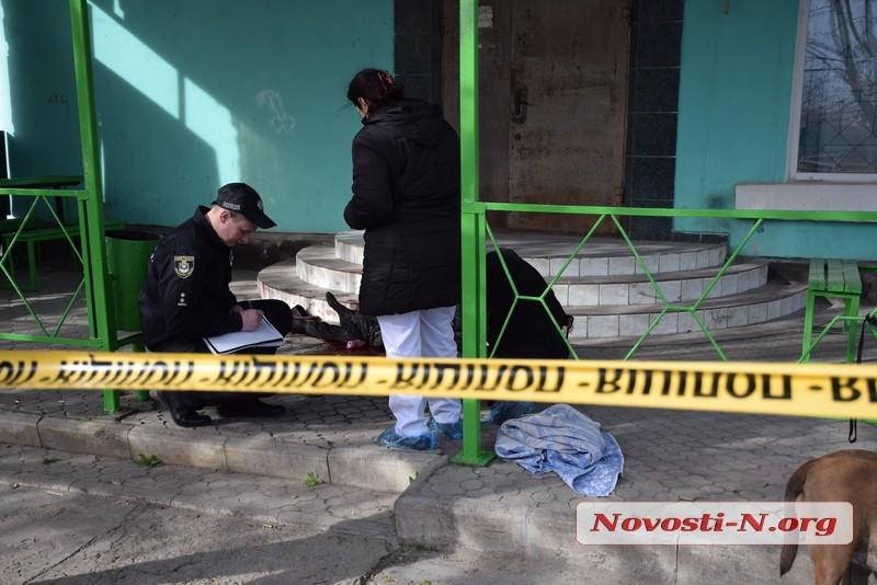 В Николаеве полицейские ищут свидетелей убийства