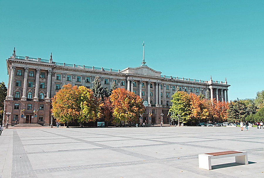Советник Кима об обысках по делу Соборной площади