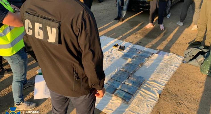 В Одессе задержали членов крупной итальянской мафии