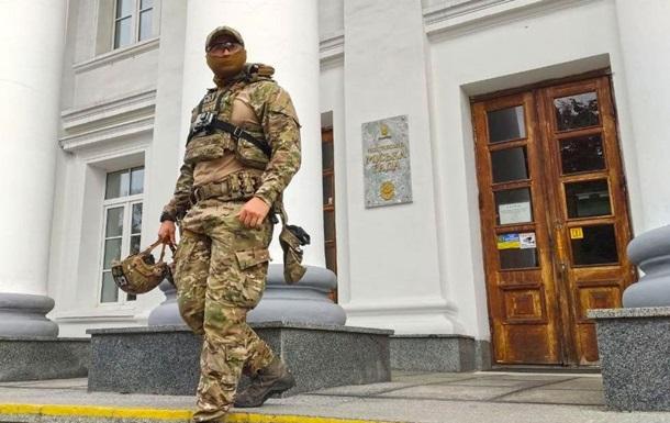 В горсовете Полтавы идут обыски и задержания