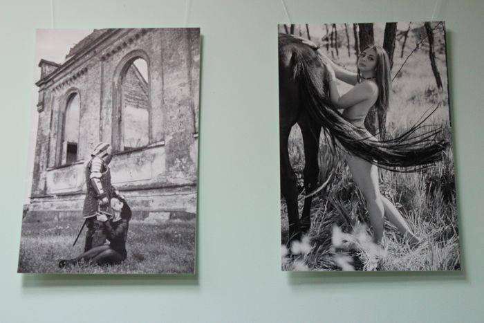 В Николаеве открылась фотовыставка Славы Поседай