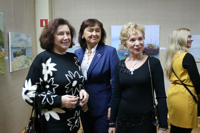 Художники со всей Украины показали красоту Кинбурна