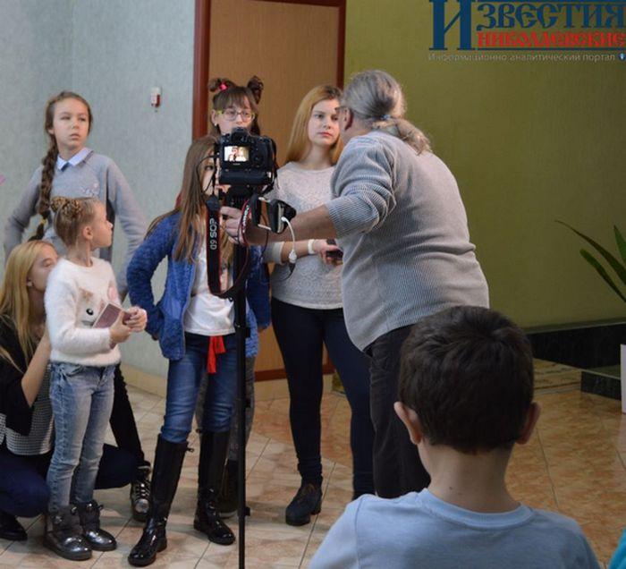 Полиграф Шариков снимается в короткометражке «Охота со звездами»
