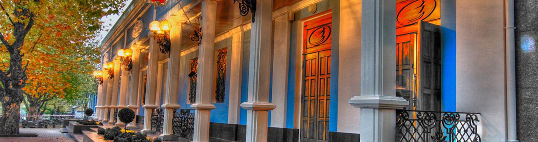 Приглашаем на этой неделе посетить концерты Украинского драматического театра