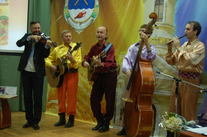 В городе N состоялся творческий вечер П.М. Панянчука