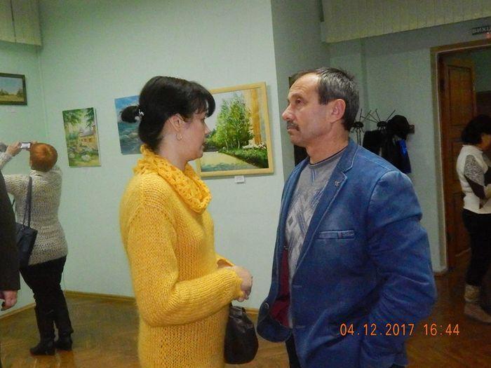 Выставка «Коблево – любовь моя» приглашает полюбоваться красотами Причерноморья