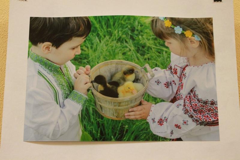 Ми неповторні! – в Николаеве открылся фотопроект, посвященный детям с особыми потребностями