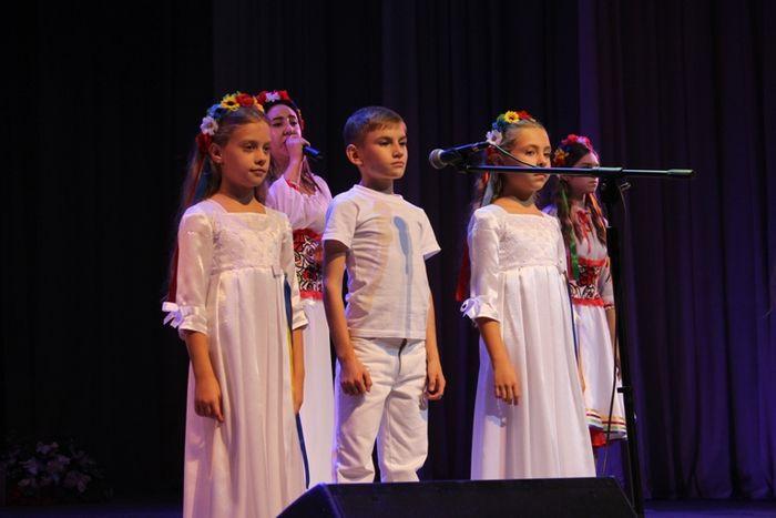 В Николаеве День защитника Украины начался с концерта