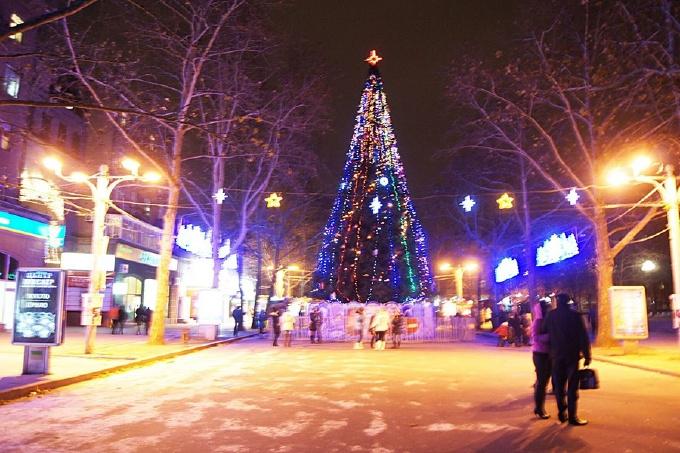 Опубликован список новогодних мероприятий в Николаеве