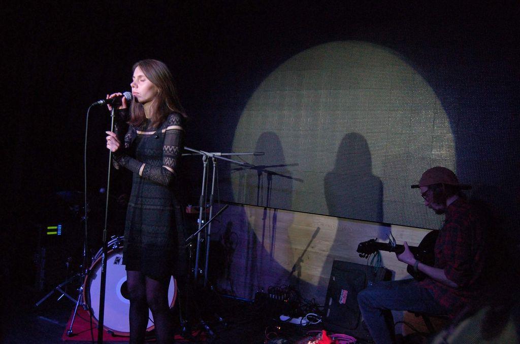 Естетика співу «Один в каное» у Миколаєві