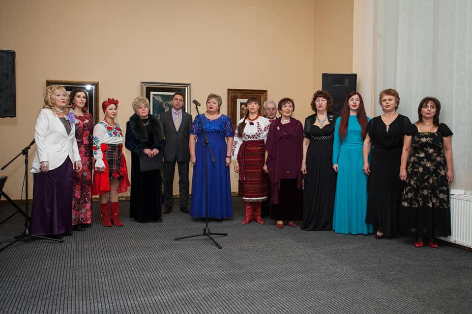 До дня Соборності України в Миколаєві лунали оперні арії  та народні пісні