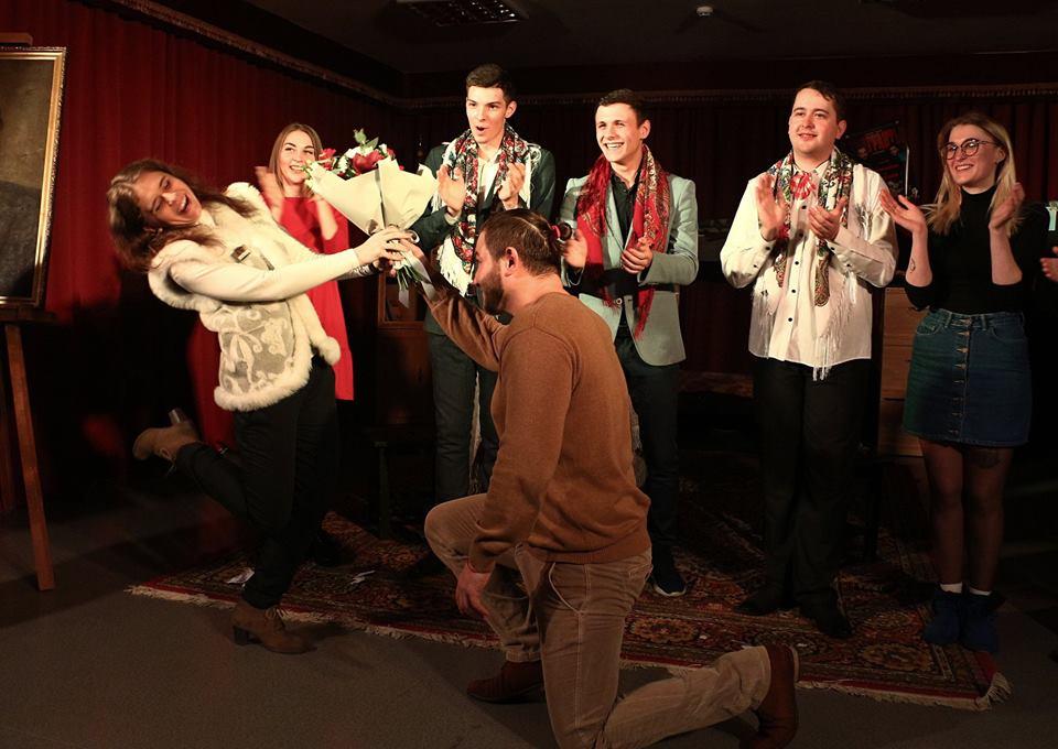 Театральный квартирник одобрили николаевские зрители