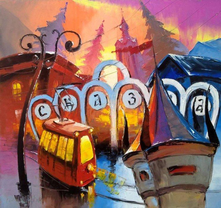 Николаевцев ожидает «двойная» выставка