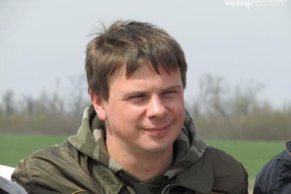 На Николаевщине побывал ведущий программы «Мир наизнанку» Дмитрий Комаров