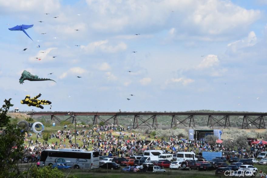 На Николаевщине уже через неделю стартует фестиваль воздушных змеев