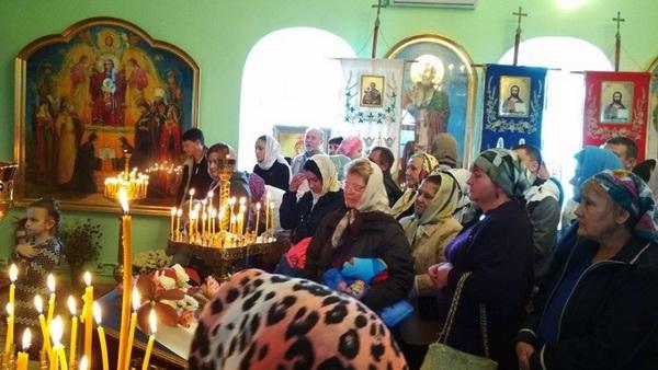 В храмах Корабельного району відзначили День Покрови Пресвятої Богородиці
