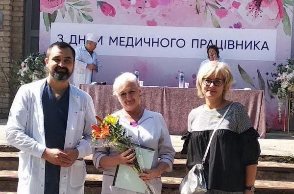 В Корабельном районе отпраздновали День медработника