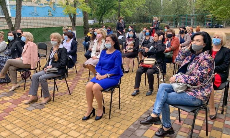 День працівників освіти в Корабельному районі