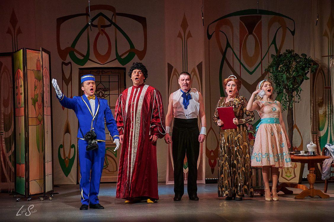 Прем'єра в українському театрі!