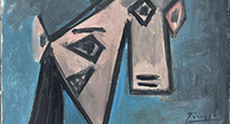 В Греции нашли украденную 9 лет назад картину Пикассо