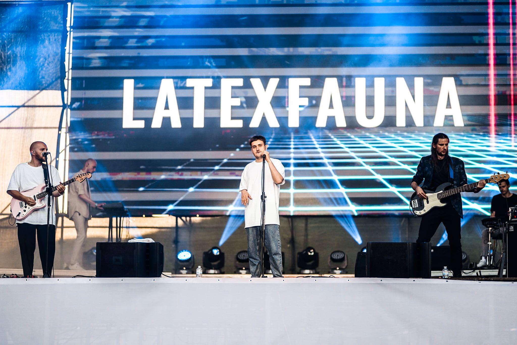 LATEXFAUNA собирает николаевцев на космический концерт закрытия мобильного павильона House of Europe