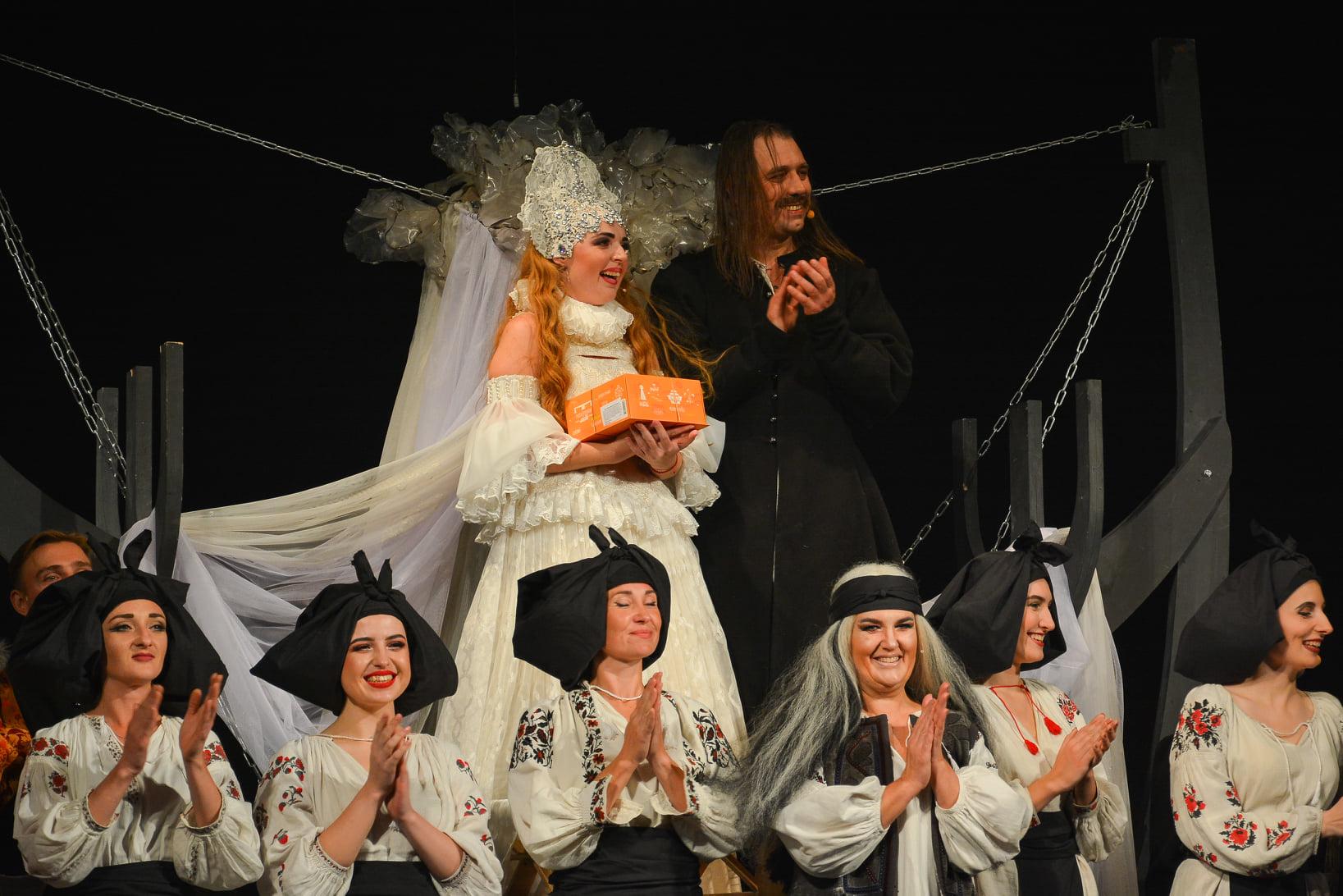 Рок-опера «Кохання панночки» - перлина фестивалю HOMO LUDENS