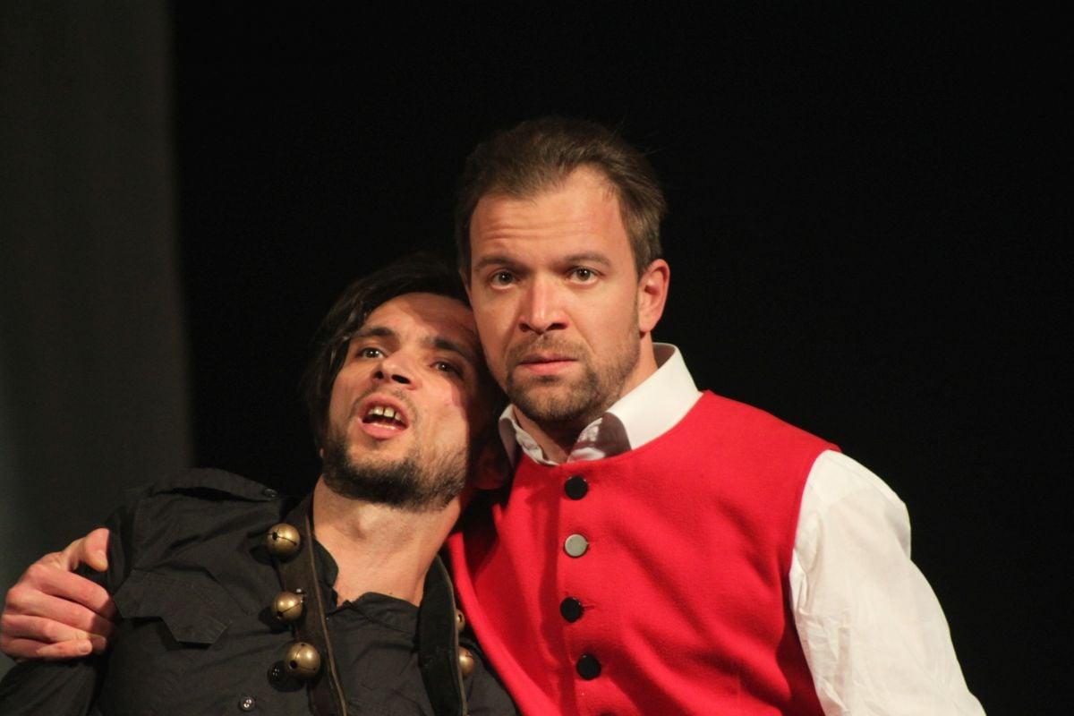 Нова інтерпретація «Гамлета» викликала багато суперечок на фестивалі «Homo ludens»
