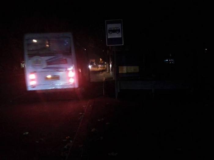 Мрак!: в Корабельном районе отсутствует освещение
