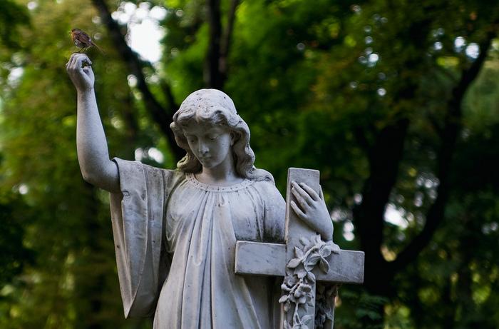 Балабановское кладбище оказалось построенным на коммуникациях НГЗ
