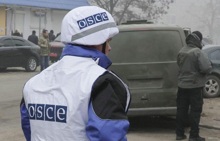 Боевики ДНР блокируют доступ миссии ОБСЕ в места хранения тяжелого вооружения