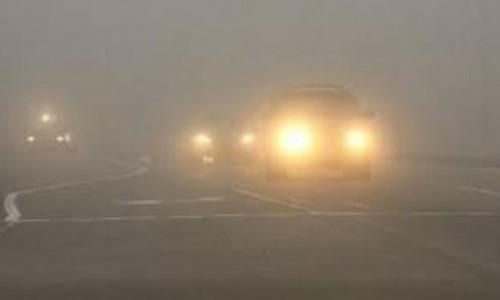 Николаевских автомобилистов предупреждают о туманах