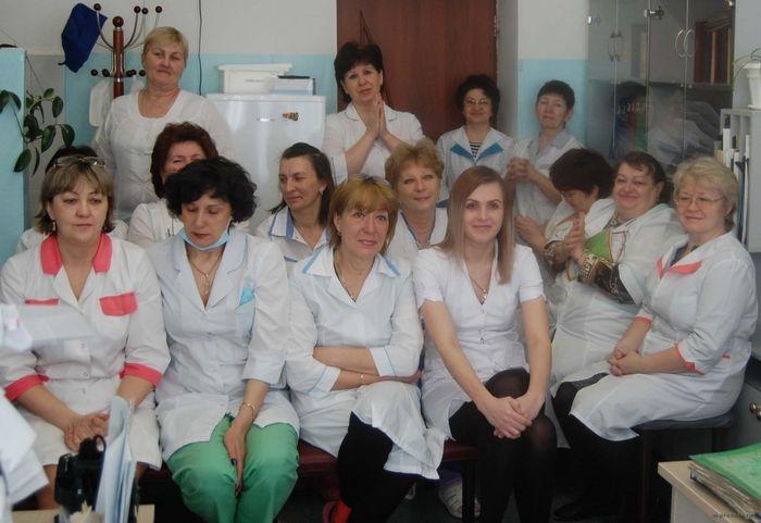 Николаевский противотуберкулезный диспансер посетили представители агентства USAID