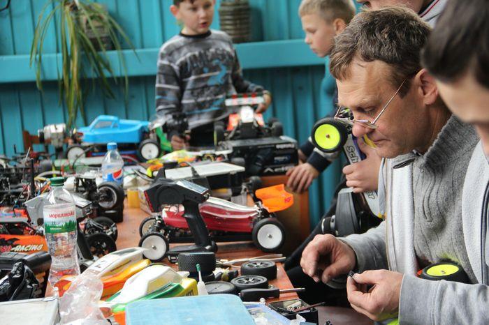 В Николаеве состоялся Второй этап Кубка Украины по автомодельному спорту