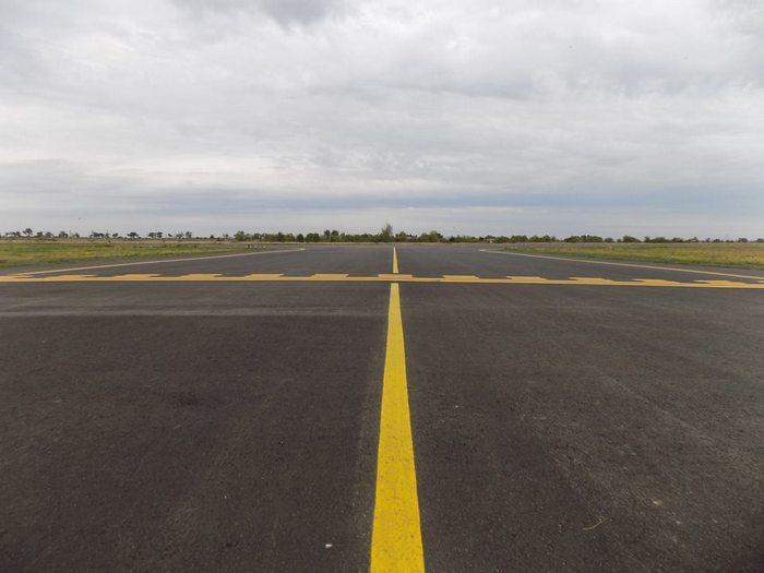 Миколаївський міжнародний аеропорт відвідав віце-перзидент МАУ
