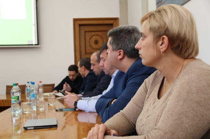 На реконструкцию парка Победы будет выделен 21 млн. грн.